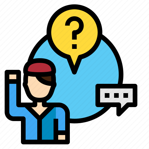 help, information, question, support icon