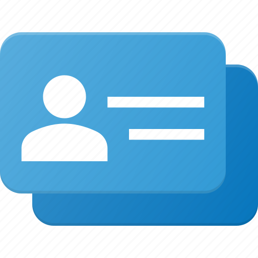 Id, identity, license, name, office, tag icon - Download on Iconfinder