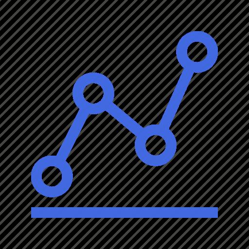 analysis, analytics, chart, diagram, graph, shoppingt, statistic icon