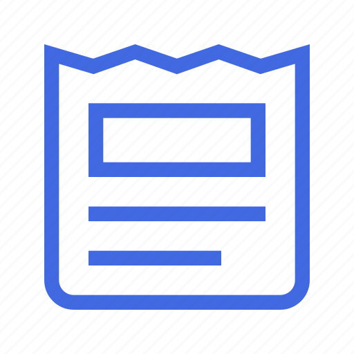business, email, news, newsletter, subscription, weekly icon