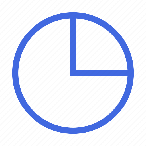 analytics, chart, diagram, graph, pie, statistic icon