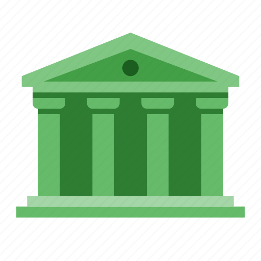Bank, banking, building, dollar, finance, money, payment icon - Download on Iconfinder