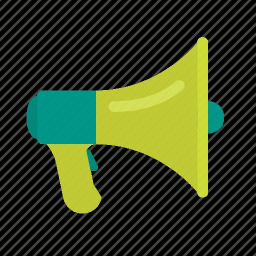 Advertisement, advertising, announcement, bullhorn, megaphone, promotion, speaker icon - Download on Iconfinder