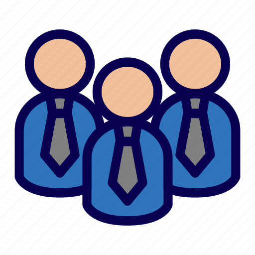 business, group, team, teamwork icon