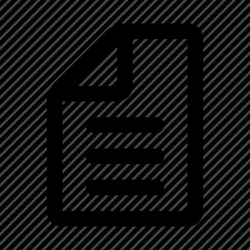 business, data, management, paper, sale, sales icon