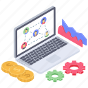 crm, customer relations, customer relationship management, customer support, resource planning icon