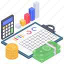 budget, business data, business infographic, finance monitoring, financial analytics, financial infographic, online analytics icon