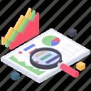 business analytics, business infographic, data chart, market analysis, market research, statistics icon
