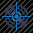 aspiration, aspirations, target icon