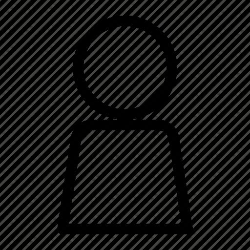 account, person, profile, someone, user icon