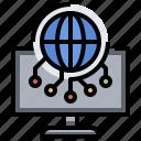 auser, cations, global, information, internationalcommuni, reporter, world icon