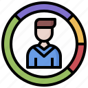boss, human, interview, job, meeting, resources, teamwork icon
