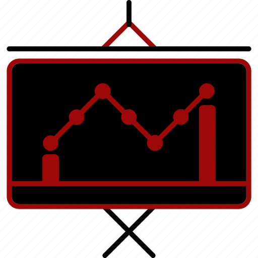 analytics, chart, finance, graph, growth, sale icon