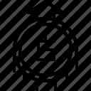 arrow, coin, dollar, growth, money, up icon