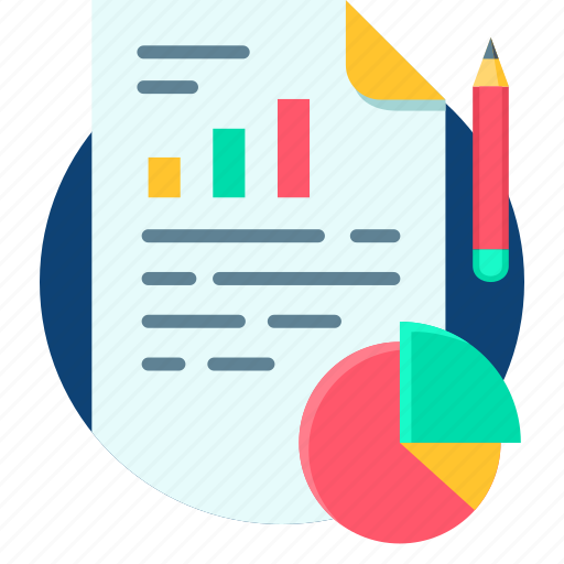Analysis, business, chart, graph, pie, report icon - Download on Iconfinder
