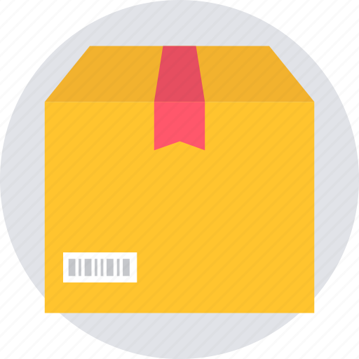 box, courier, delivery, gift, package, shipping, transport icon