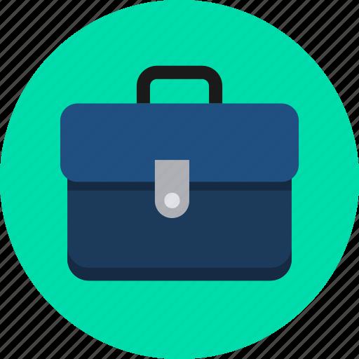 bag, business, money, office, portfolio, tour, travel icon