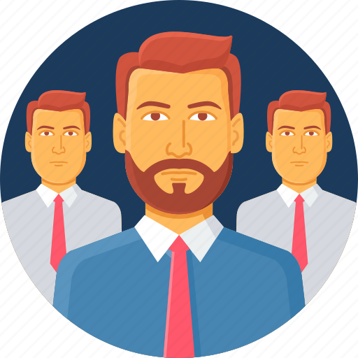 business, group, management, media, people, team, users icon