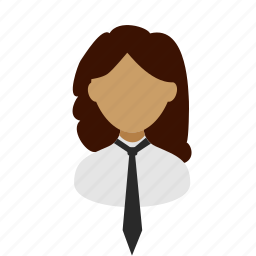 business, business suit, communication, people, woman icon