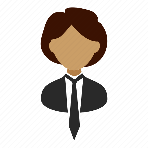 business, business suit, communication, peple, woman icon