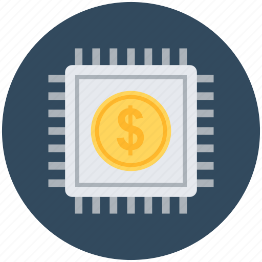 currency, dollar, economy, investment, money icon