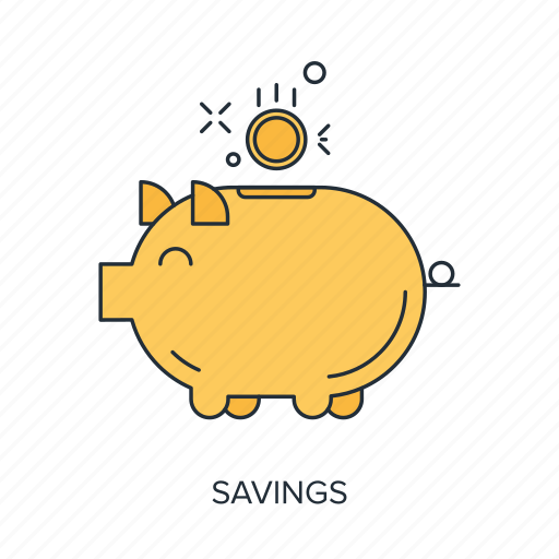 Bank, budget, finance, investment, money, piggy, savings icon - Download on Iconfinder