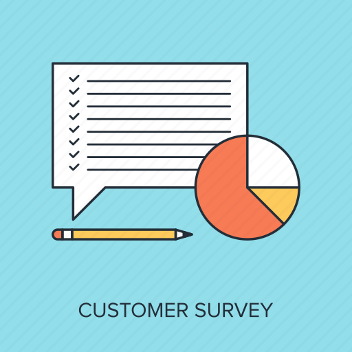 analytics, customer, data, questionnaire, report, statistics, survey icon