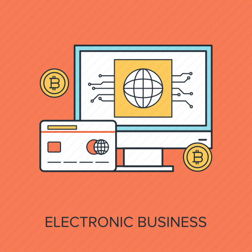 business, commerce, digital, ecommerce, electronic, finance, shopping icon
