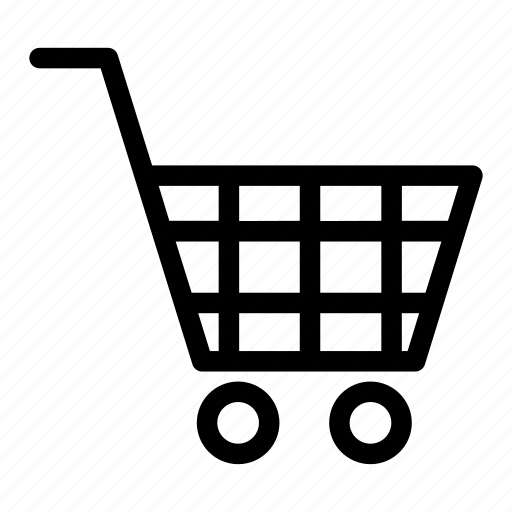 business, cart, finance, shopping, trolly icon