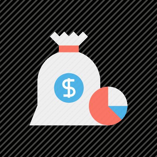 Bag, business, finance, investment, money, sack, wealth icon - Download on Iconfinder