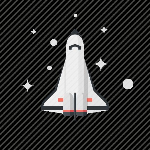 Fly, launch, rocket, shuttle, spaceship, start, startup icon - Download on Iconfinder