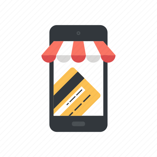 Commerce, ecommerce, market, mobile, shop, shopping, store icon - Download on Iconfinder