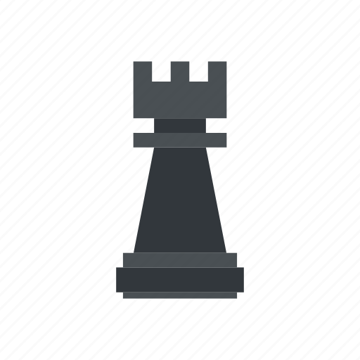 Chess, figure, game, plan, rook, strategy, tower icon - Download on Iconfinder