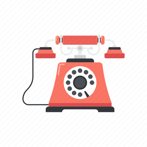Call, communication, contact, phone, retro, telephone, vintage icon - Download on Iconfinder