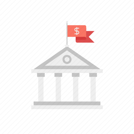 Bank, building, business, deposit, economy, finance, investment icon - Download on Iconfinder