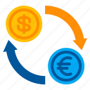 business, change, exchange, finance, interchange, money