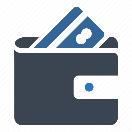 business, card, credit, finance, wallet icon