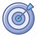 mission, target, targetting icon