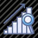 analysis, analytics, chart