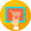 business, buy, cart, ecommerce, finance, online, shopping icon