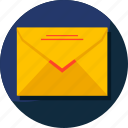 business, communication, email, finance, mail, message icon