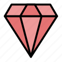 crystal, diamond, gem, jewel, jewelry, ruby, business