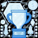 achievement, award, business, reward, trophy, winner