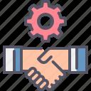 handshake, agreement, partnership, deal, business