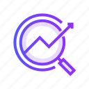 analysis, analytics, chart, diagram, statistics icon