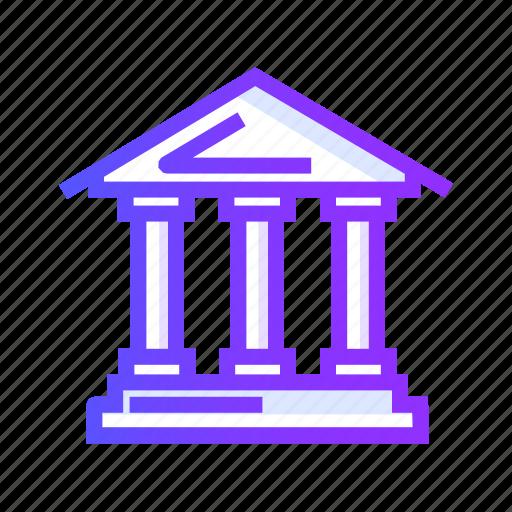 bank, business, cash, finance, money icon