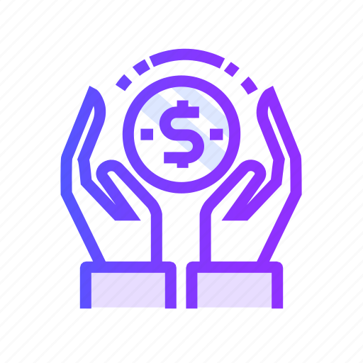 cash, dollar, loan, money, payment icon
