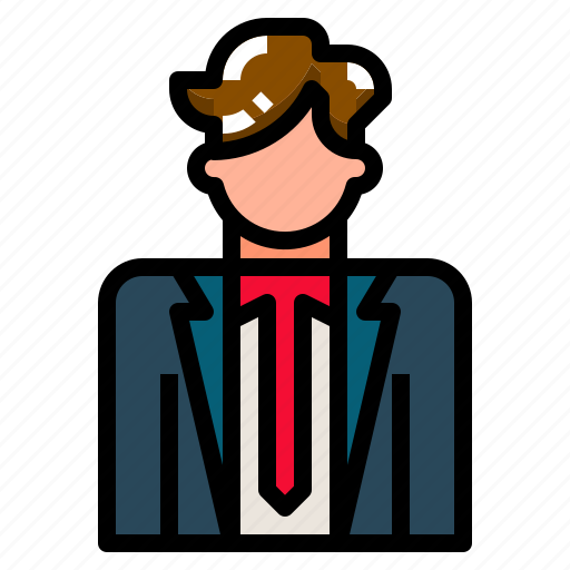 Business, businessman, man, people, person icon - Download on Iconfinder