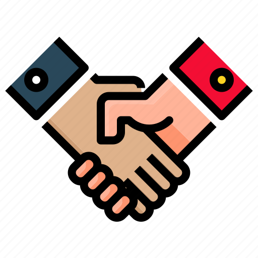 Handshake, partnership, business, deal, shake icon - Download