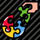 concept, solution, idea, business, team